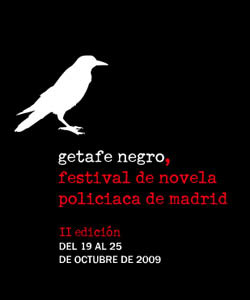 Getafe Negro: II edición del Festival de Novela Policiaca de Madrid