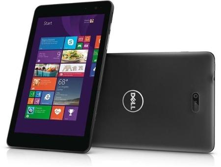 Dell lanza sus tablets Dell Venue 8 Pro 3000 y 5000 con Windows 8.1