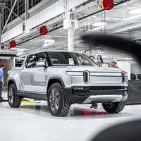 Rivian ofrecerá sus vehículos eléctricos con cuatro techos a elegir, entre ellos de cristal electrocrómico