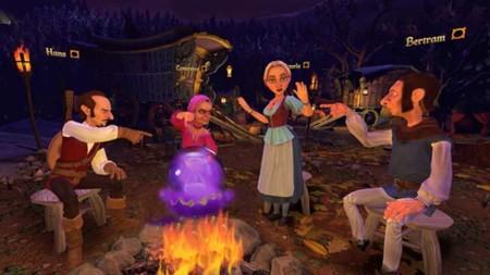 Werewolves Within, el primer juego de Ubisoft para la realidad virtual