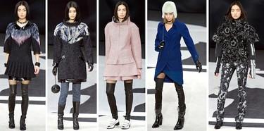 Chanel Otoño-Invierno 2013/2014: entre rumores de sustitución, Karl no llega al suficiente