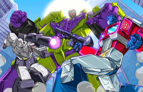 Análisis de Transformers Devastation, un Bayonetta para todos los públicos