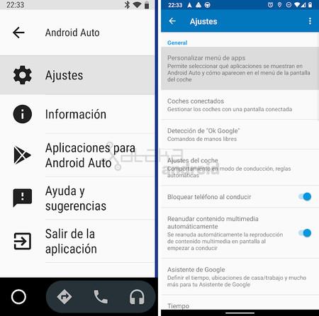 Personalizar Android Auto