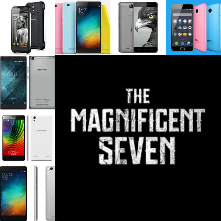 Los 7 mejores smartphones por menos de 100 euros