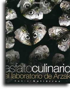 Premio al mejor libro gastronómico para Asfalto culinario