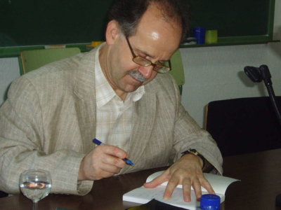 Muere Agustín Fernández Paz