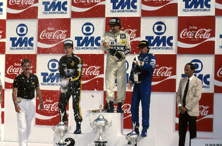 Senna y Piquet