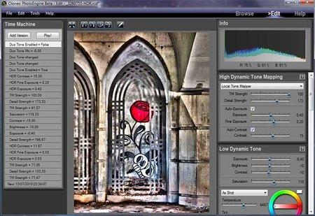 Oloneo PhotoEngine, HDR sencillos en versión beta