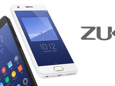 Lenovo Zuk Z2 64GB/4GB RAM por 181 euros en GearBest