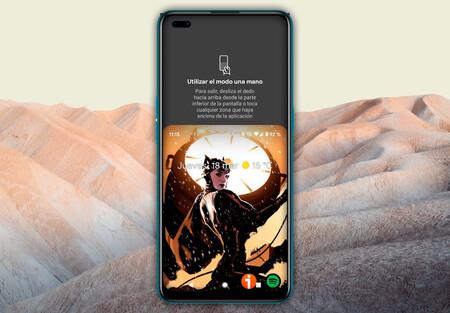 Cómo activar el modo a una mano en Android 12 paso a paso