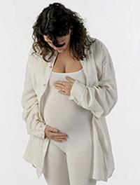 Madres estresadas, bebés estresados…y pequeños
