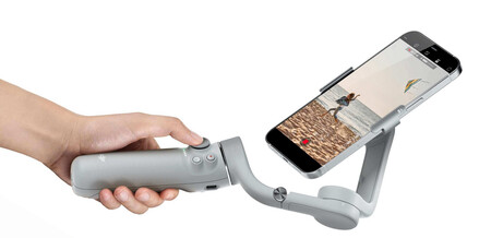 DJI OM 5: el estabilizador para móviles se renueva con un brazo extensible para hacer selfies