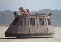 Un tanque para el desierto llamado Badonkadonk