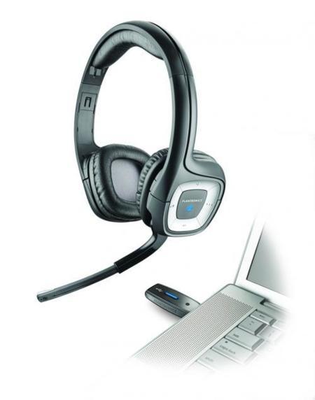 Plantronics Audio 995, auriculares multimedia sin cables