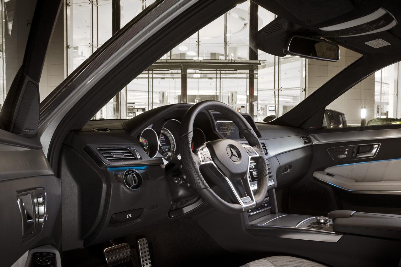 Foto de Mercedes-Benz Clase E 2013 (presentación) (8/48)
