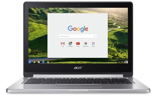 El Acer Chromebook R 13 es un convertible con Chrome OS y una pantalla táctil preparada para Android