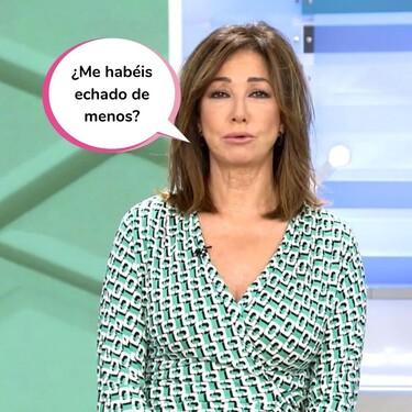 El motivo de seguridad por el que Ana Rosa Quintana ha desaparecido durante casi media hora de su programa y ha tenido que ser sustituida por Joaquín Prat