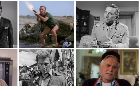 Kirk Douglas: siete películas imprescindibles para conocer las siete décadas en activo del mito de Hollywood