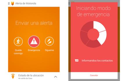 Alerta de Motorola, se estrena en el Moto E