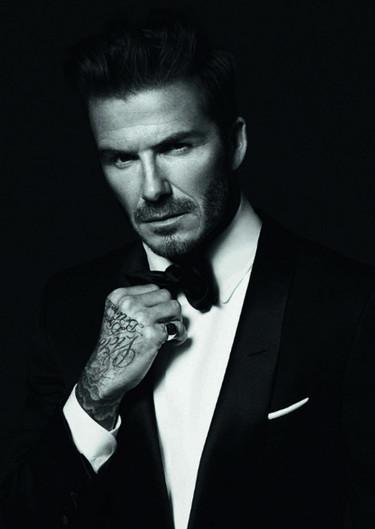 La historia de Beckham contada por sus tattoos en un vídeo firmado por Johan Renck