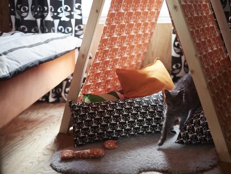 En negro y naranja con bonus de gatitos, así es la decoración de Halloween según IKEA