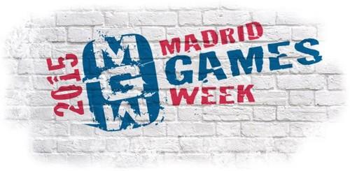 Compañías, juegos, conferencias... Todo lo que hay que saber de la Madrid Games Week 2015