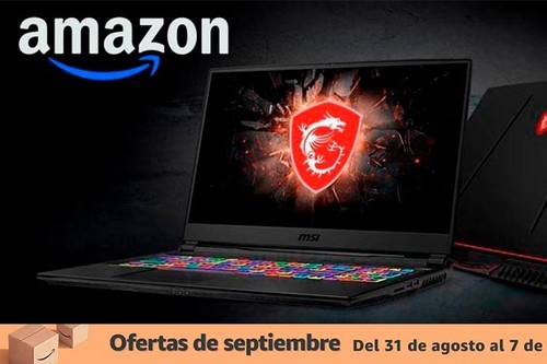 Los mejores portátiles MSI para jugar y trabajar de las ofertas de septiembre en Amazon