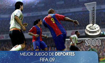 Lo mejor de 2008 según los lectores de VidaExtra. Deportes