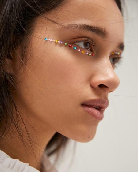 Maquillaje Euphoria Cristales