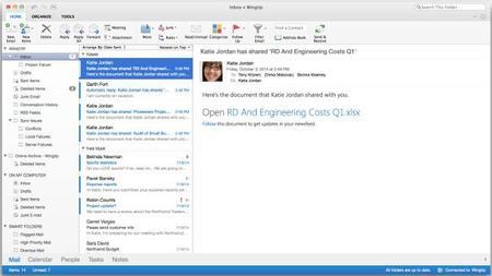Microsoft renueva Outlook para Mac y anuncia nueva versión de Office para Mac para 2015