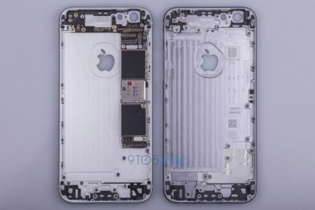 Surgen las primeras imágenes de lo que podría ser el próximo iPhone 6s