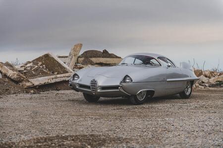 Alfa Romeo Berlina Aerodinamica Tecnica BAT 9d