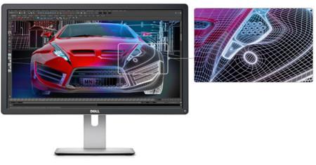 Dell le pone precio a UltraSharp UP2414Q Ultra HD, y tiene un 28 pulgadas más asequible en el horno