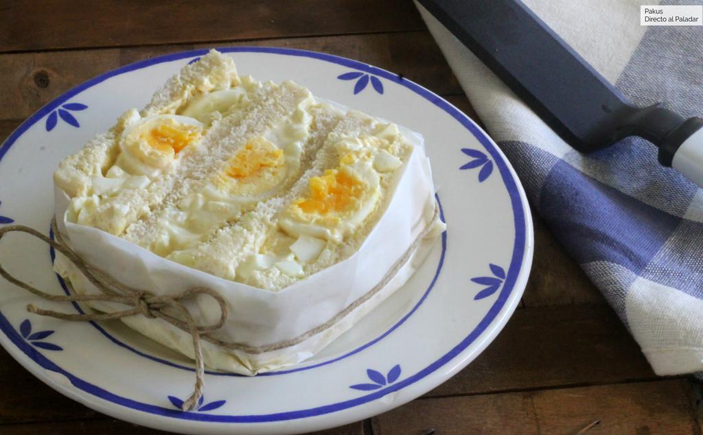 S�ndwich de ensalada de huevo, la receta de un restaurante americano que arrasa en Instagram