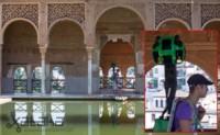 Así captura Google el Street View de la Alhambra de Granada