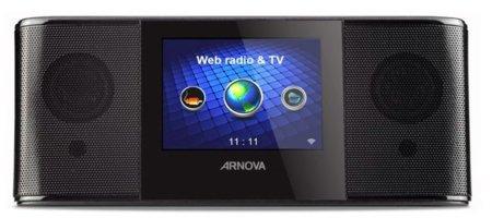 Archos Archnova, televisión y radio por Internet en cualquier estancia