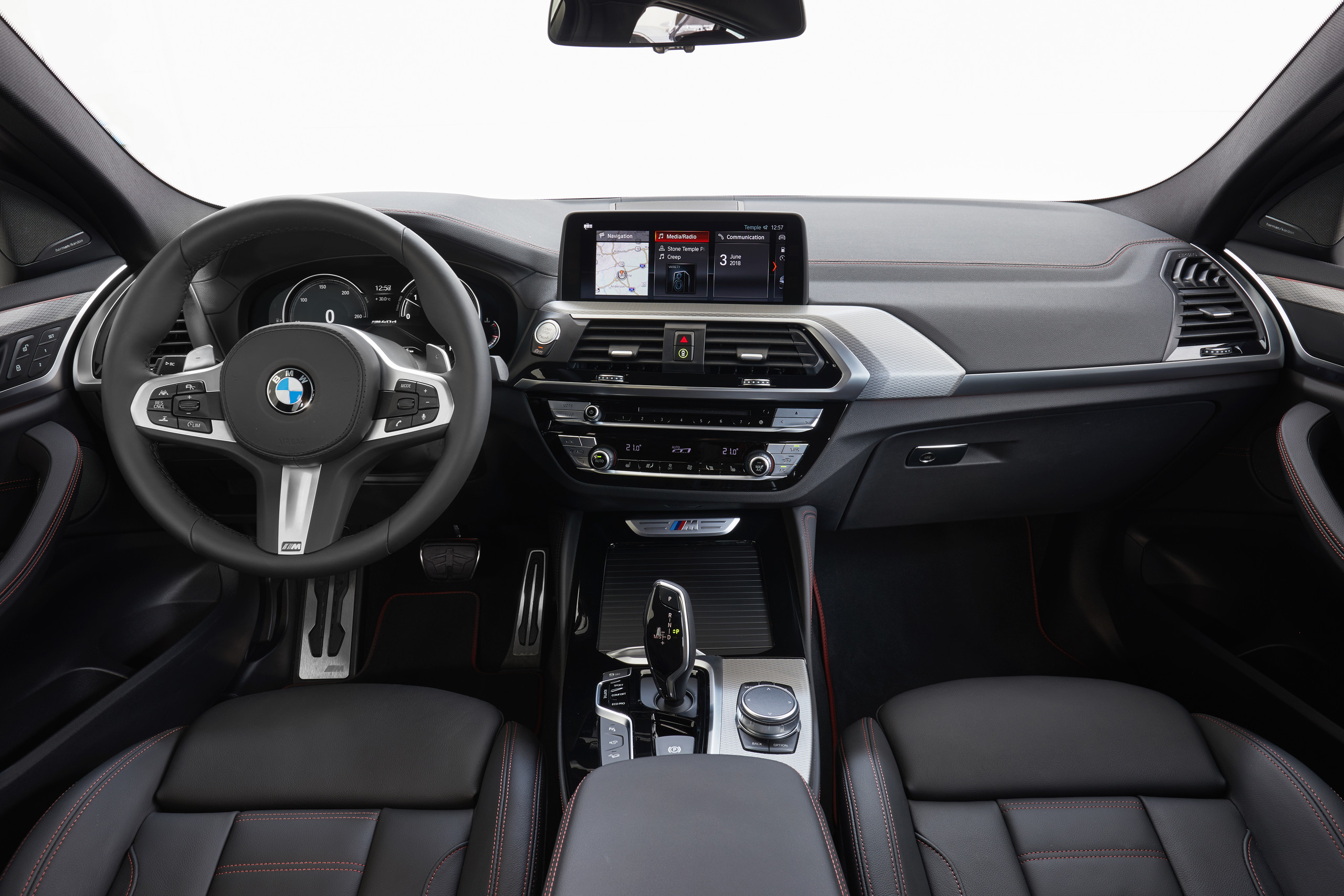 Foto de BMW X4 M40d 2019 (16/22)