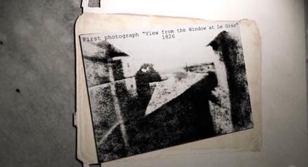 Grandes momentos de la historia de la fotografía en 1 minuto