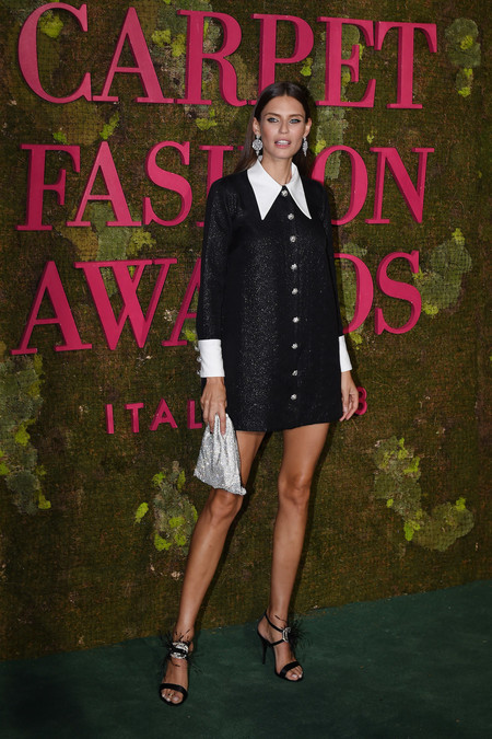 Alfombra Roja Green Carpet Fashion Awards Bianca Balti Bianca Balti Collection