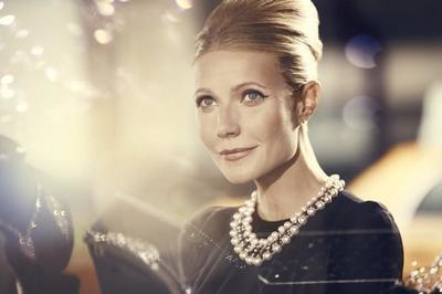 Max Factor transforma a Gwyneth Paltrow en un icono de cada década