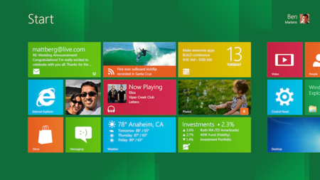 Rumor: Windows 8 para agosto de 2012