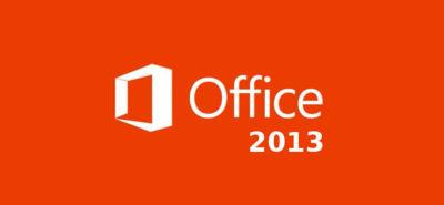 Office 2013. A fondo (parte 1: interfaz gráfica, Word y Excel)
