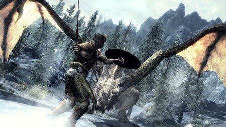 'The Elder Scrolls V: Skyrim' lucirá especialmente bien en Xbox 360