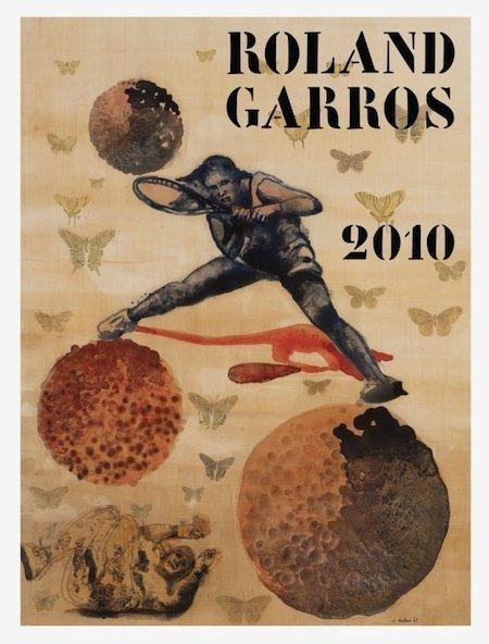 Roland Garros, el torneo más chic