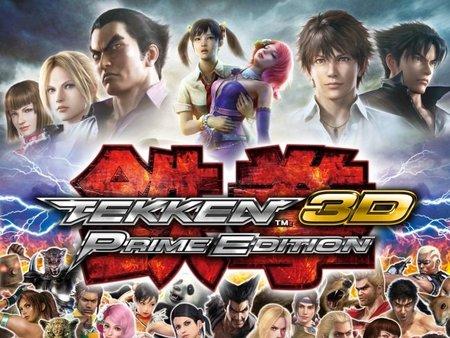 'Tekken 3D Prime Edition' ya cuenta con fecha para Europa
