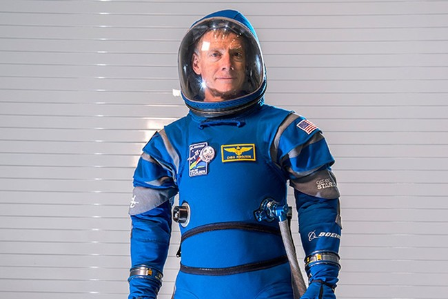 Space Suit 630 0