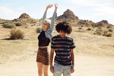 La primavera está llegando y con ella los festivales: he aquí la Coachella Collection de H&M