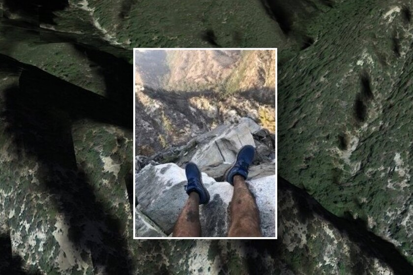 Una foto, Google Earth e imágenes satelitales: así es como consiguieron geolocalizar a un excursionista perdido