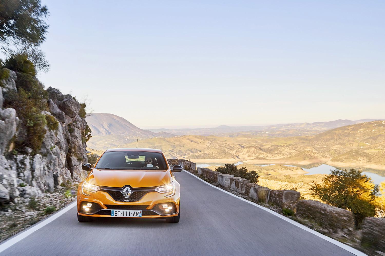 Foto de Renault Mégane R.S. 2018, toma de contacto (107/129)