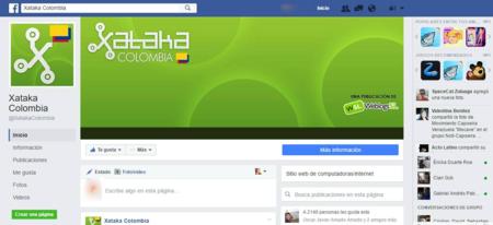 Facebook está probando un nuevo diseño para sus páginas, sin publicidad